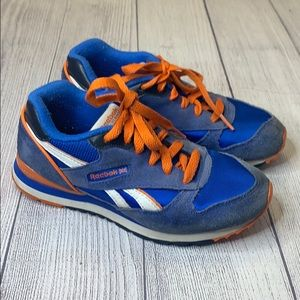 Youth Reebok GL2620 retro classic athletic shoes